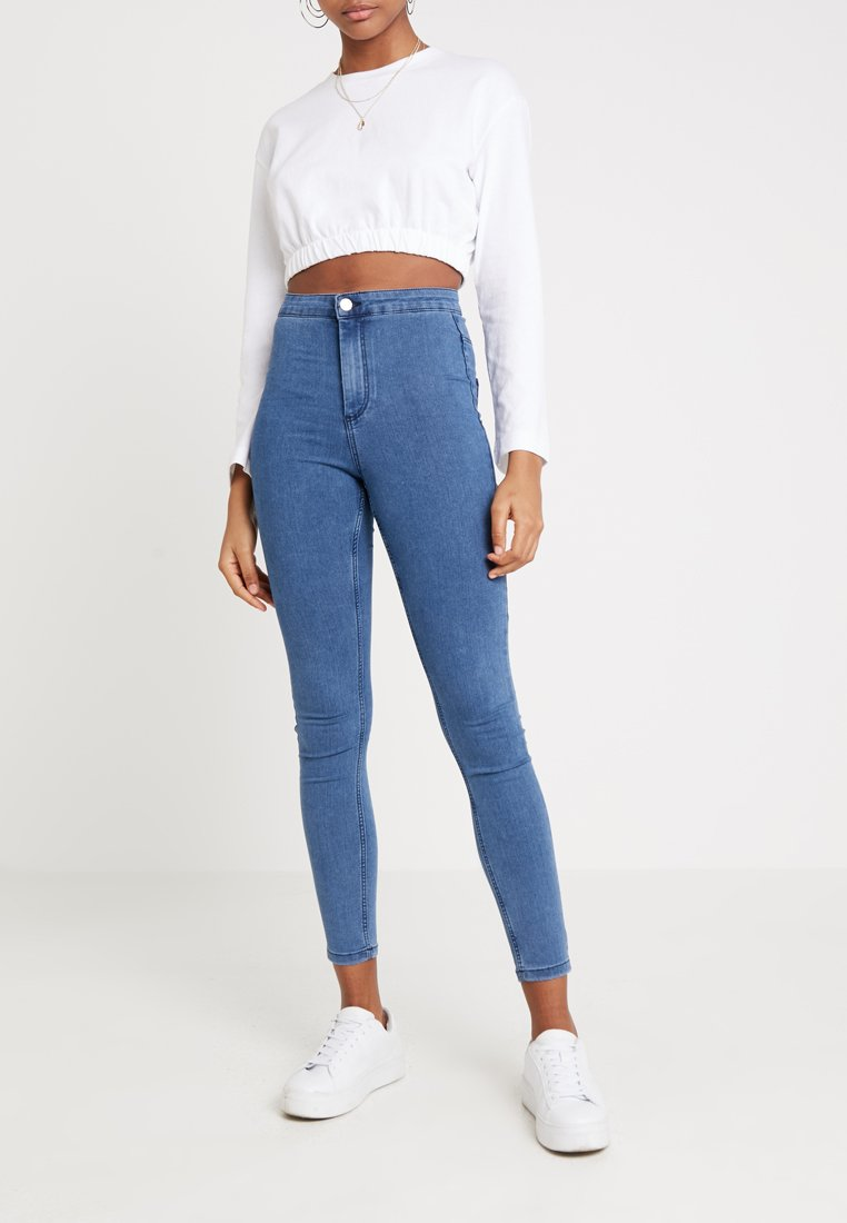 Vero Moda - VMJOY MIX - Jeans Skinny Fit - light blue denim