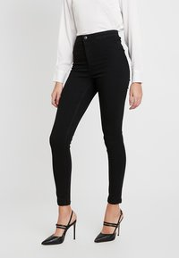Vero Moda - VMJOY MIX - Jeans Skinny - black - 0