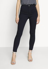 Vero Moda - VMJOY MIX - Jeans Skinny Fit - black - 0