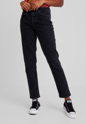 VMSARA RELAXED - Jeansy Relaxed Fit - black