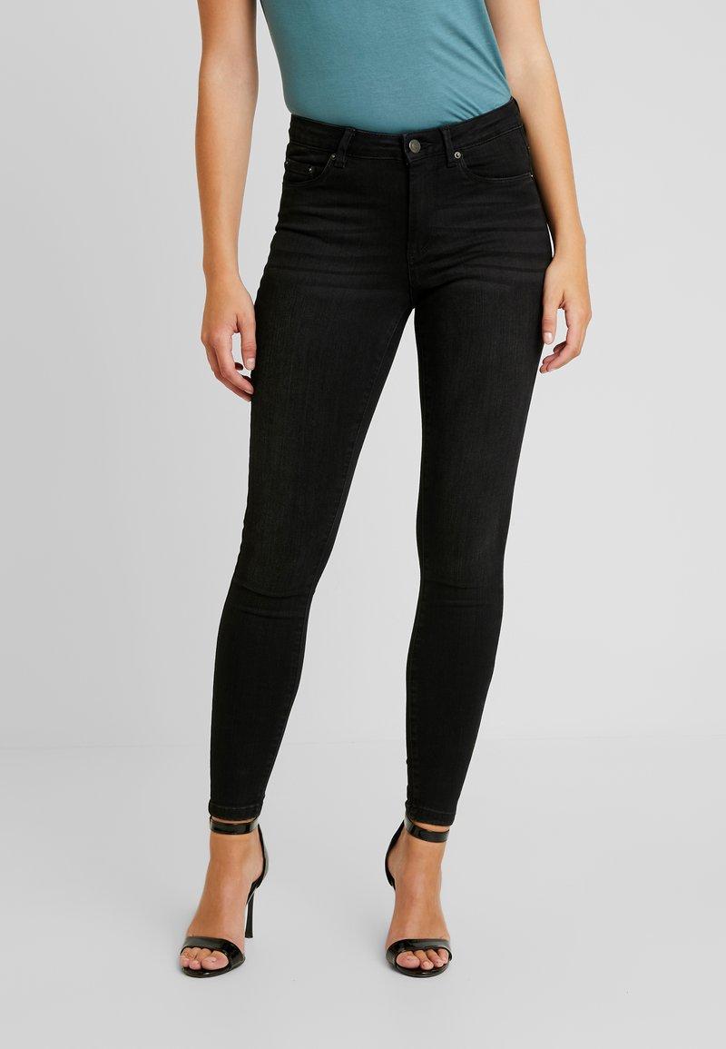 Vero Moda - VMTERESA - Jeans Skinny Fit - black