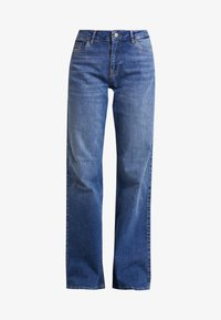 Vero Moda - VMLIV - Flared Jeans - medium blue denim - 4