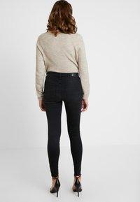 Vero Moda - Jeans Skinny Fit - black - 2