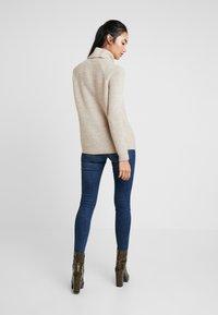 Vero Moda - VMSOPHIA - Jeans Skinny Fit - dark blue denim - 2