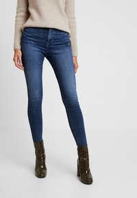 Vero Moda - VMSOPHIA - Jeans Skinny Fit - dark blue denim - 0