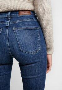 Vero Moda - VMSOPHIA - Skinny džíny - dark blue denim - 5