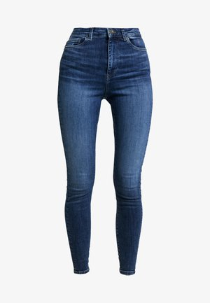 VMSOPHIA - Jeans Skinny - dark blue denim