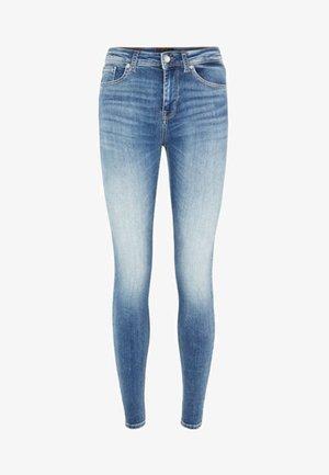 VMLUX - Jeans Skinny Fit - blue denim