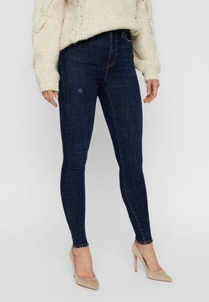 VMSOPHIA - Jeans Skinny Fit - dark blue denim