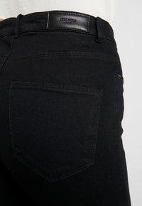 Vero Moda - VMSOPHIA BIKER PANTS - Jeans Skinny Fit - black - 3