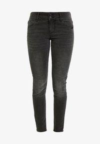 Vero Moda - VMLUCIA - Jeans Skinny Fit - black - 3
