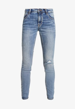 VMLYDIA - Vaqueros pitillo - medium blue denim