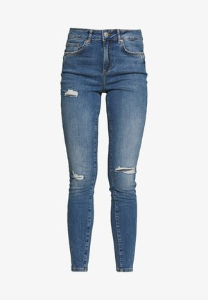 TERESA  SKINNY DEST - Jeans Skinny Fit - light blue denim