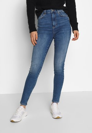 VMSOPHIA - Jeans Skinny Fit - medium blue denim