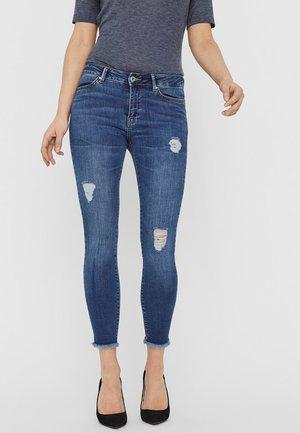 WMSEVEN  - Jeans Skinny Fit - medium blue denim