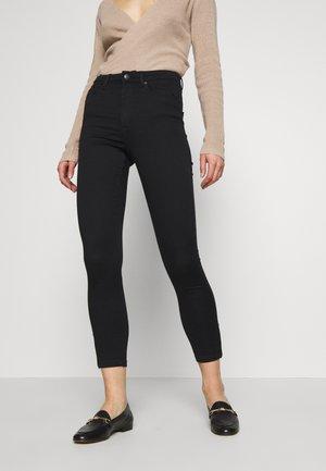 VMSOPHIA ANKLE ZIP - Jeans Skinny Fit - black