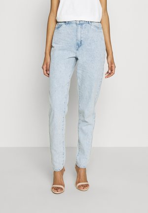 VMJOANA  - Jeansy Relaxed Fit - light blue denim