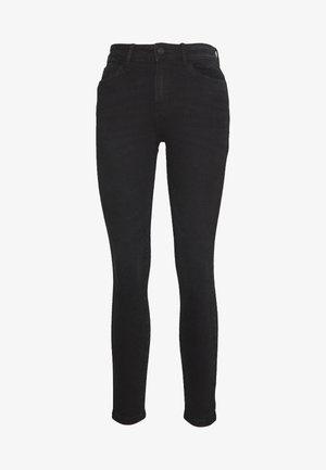 VMHANNA SLIM JEANS  - Slim fit jeans - black