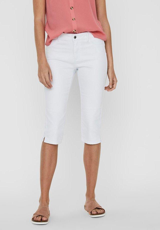 VMSEVEN  - Denim shorts - bright white