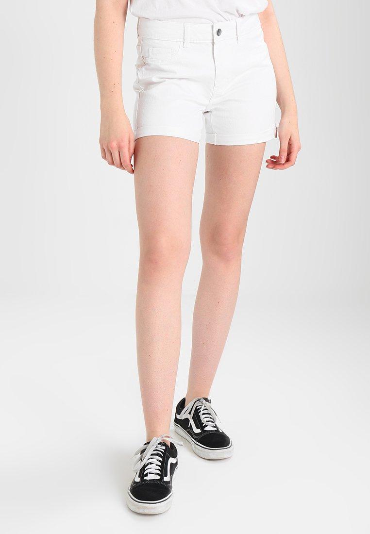 Vero Moda - VMHOT  - Denim shorts - bright white