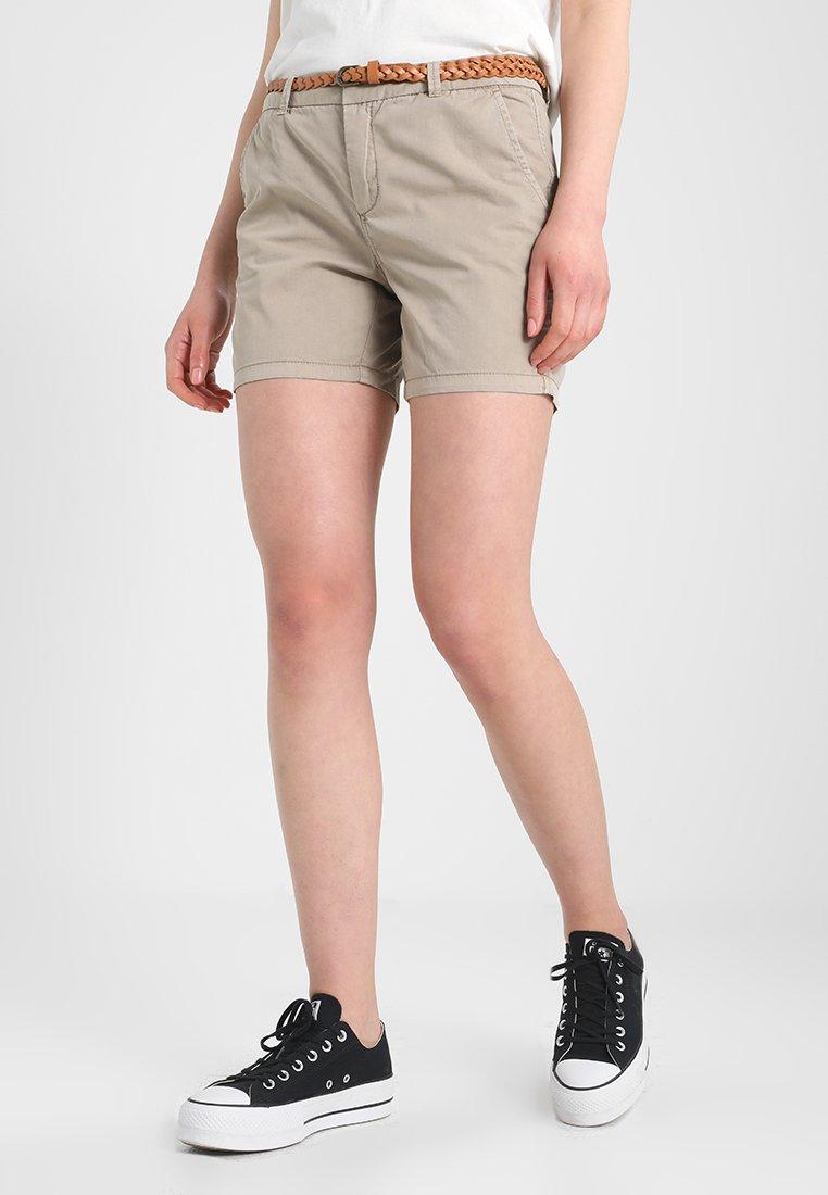 Vero Moda - VMFLAME  - Shorts - light brown