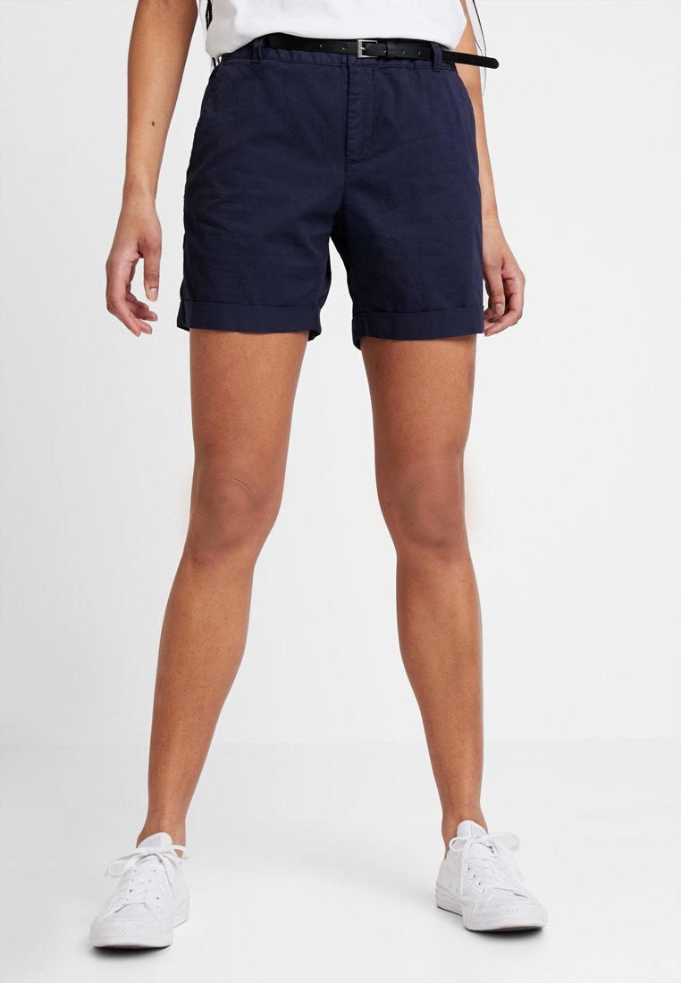 Vero Moda - VMFLASH CHINO - Shorts - night sky