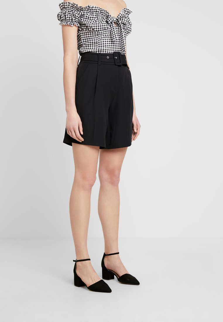 Vero Moda - VMHERIN - Shorts - black