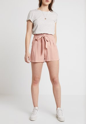 VMMIA LOOSE SUMMER - Shorts - misty rose
