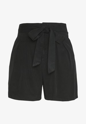 VMMIA LOOSE SUMMER - Szorty - black