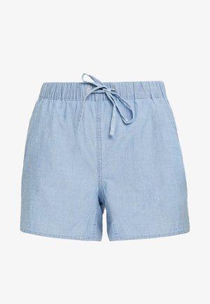VMMAYA CHAMBRAY - Short en jean - light blue denim