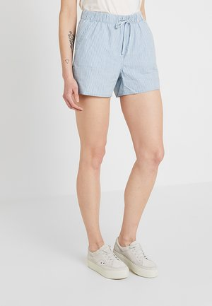 VMMAYA CHAMBRAY - Short en jean - light blue denim/white