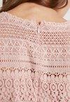 Vero Moda - VMHONEY PLEATED DRESS - Sukienka letnia - misty rose