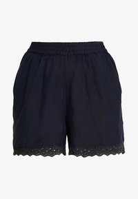 Vero Moda - Shorts - night sky/solid - 3