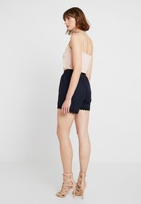 Vero Moda - Shorts - night sky/solid - 2