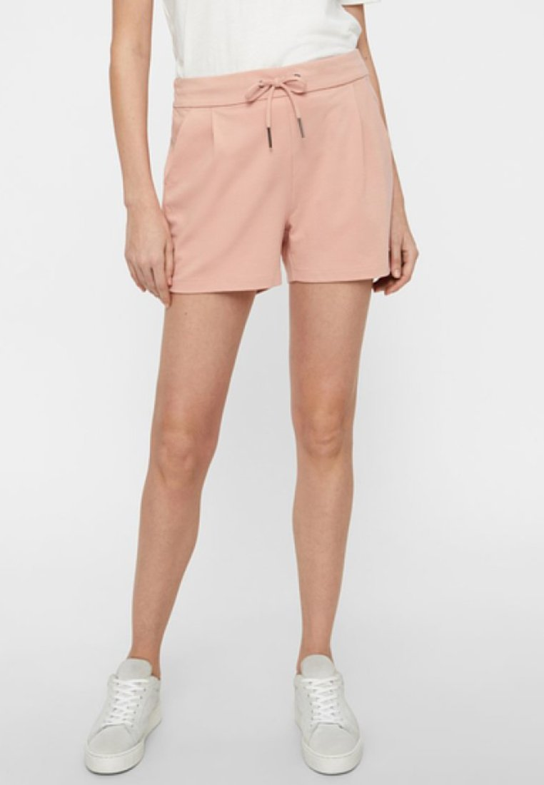 Vero Moda - Shorts - misty rose