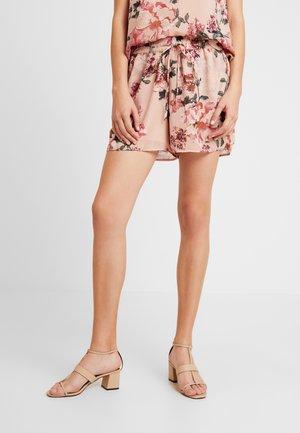 VMSUNILLA TIE - Shorts - mahogany
