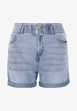 VMJOANA  - Jeansshorts - medium blue denim
