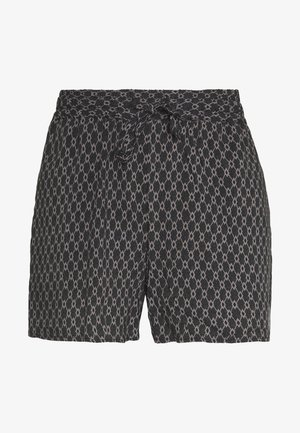 VMSIMPLY EASY - Shorts - black/felicia tornado