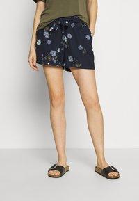 Vero Moda - VMFALLIE - Shorts - navy blazer/fallie - 0