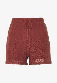 Vero Moda - VMOLEA - Shorts - sable - 0