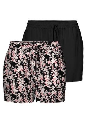 2 PACK - Shorts - black 2
