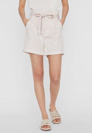 Shorts - sepia rose