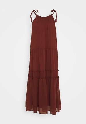 VMPENELOPE ANCLE DRESS - Maxi dress - sable