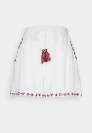 VMNEWHOUSTON  - Shorts - snow white/multi
