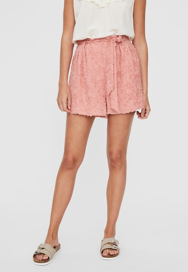 NORMAL WAIST - Shorts - rosette