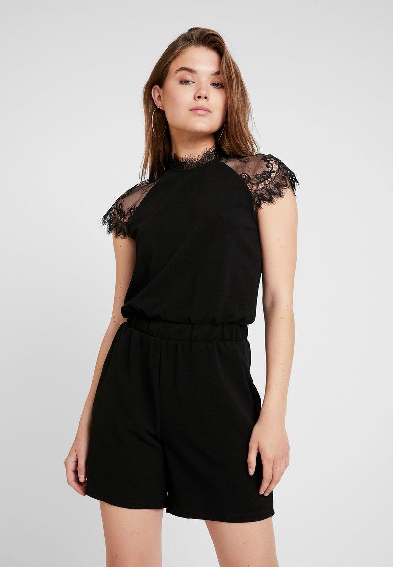 Vero Moda - ALBERTA CAPSLEEVE - Jumpsuit - black