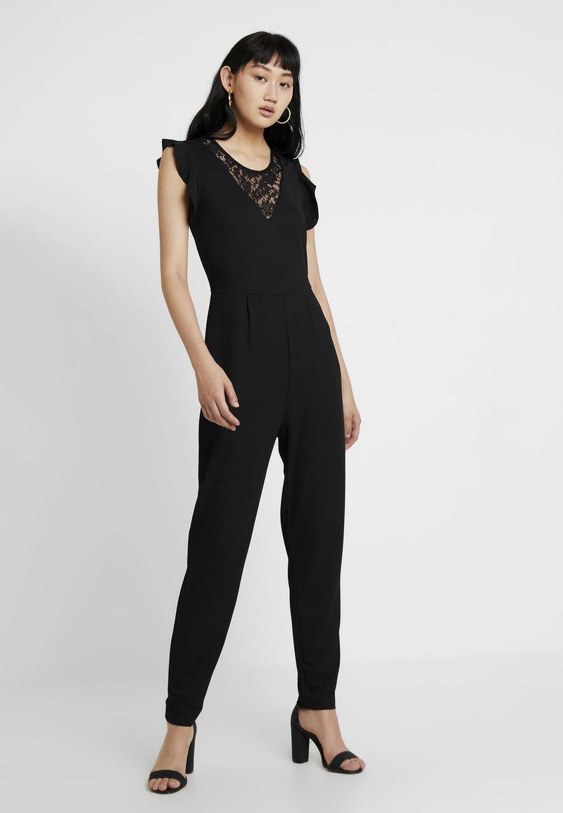 Vero Moda - VMALBERTA - Jumpsuit - black