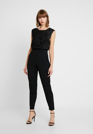 VMMULLE O NECK - Jumpsuit - black