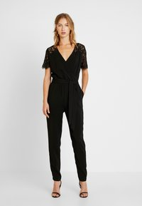 Vero Moda - VMRILEY - Kombinezon - black - 0