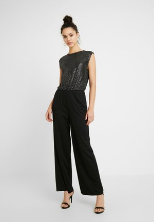 VMDARLING - Jumpsuit - black/silver